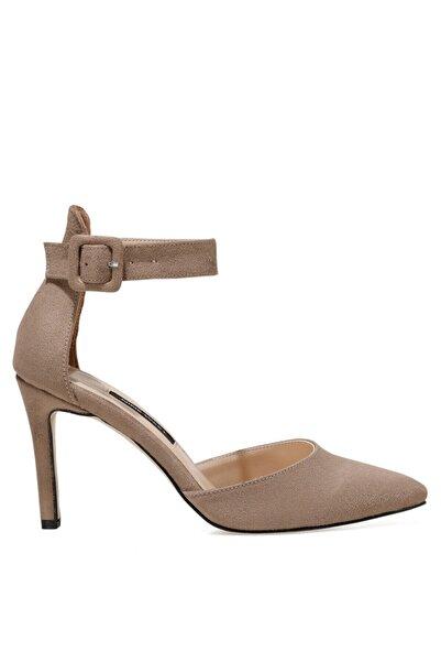 Nine West Ceyna Vizon Kadın Topuklu Sandalet