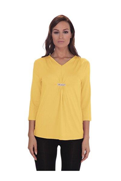 Bulalgiy Kadın Mısır Bluz-tunik - Bga804034