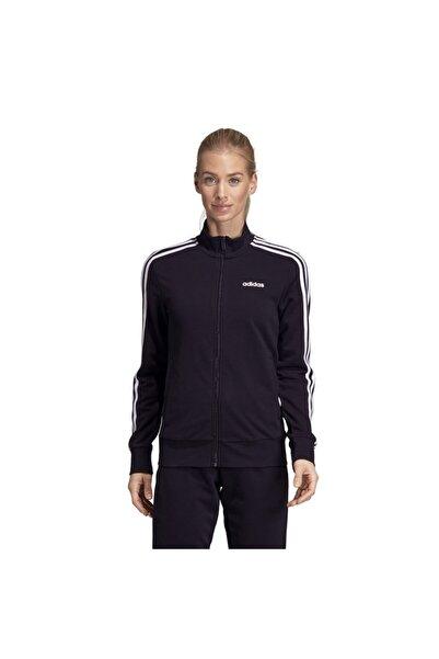 adidas E 3s Tracktop Kadın Siyah Günlük Stil Ceket Dp2411