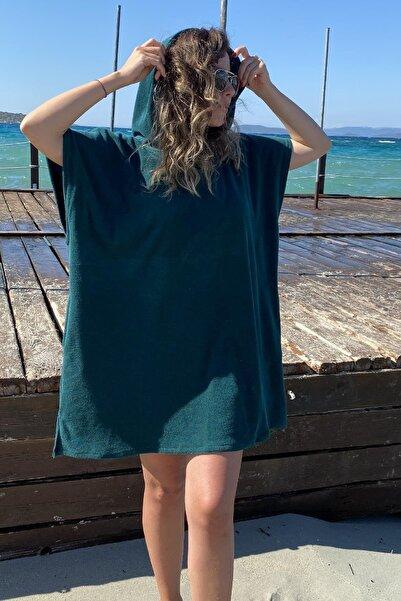Rossa İntimo Kadın Pancho Plaj Havlusu & Bornoz & Surf Havlusu Rıb300