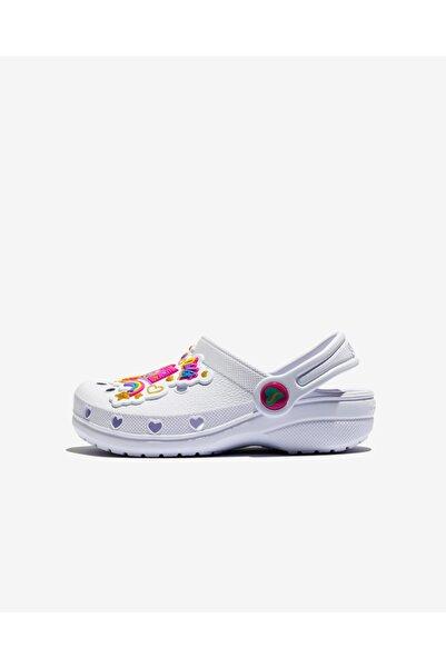 SKECHERS Küçük Kız Çocuk Beyaz Sandalet