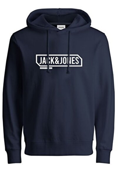 Jack&jones Jcocanno Hood Erkek Sweat 12191402