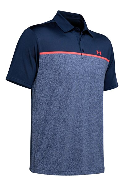 Under Armour Erkek Spor T-Shirt - UA Playoff Polo 2.0 - 1327037-419