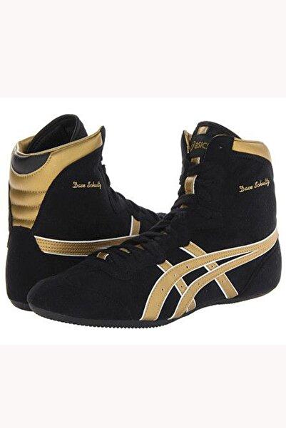 Asics Dave Schultz Güreş Ayakkabısı Siyah Jy604-9094 Siyah-41,5
