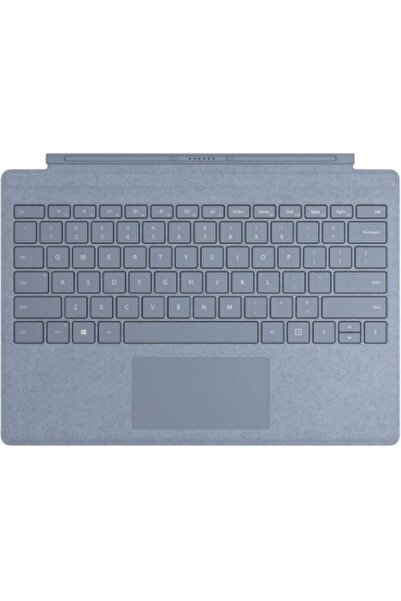 MICROSOFT Surface Pro Tipi Kapak Ingilizce Klavye-aydınlatmalı –model: Ffq-00121-renk: Buz Mavisi