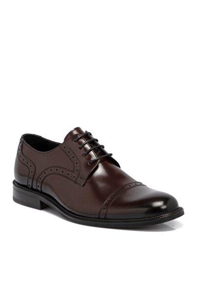 Tergan Bordo Erkek Deri Ayakkabı 55029a36