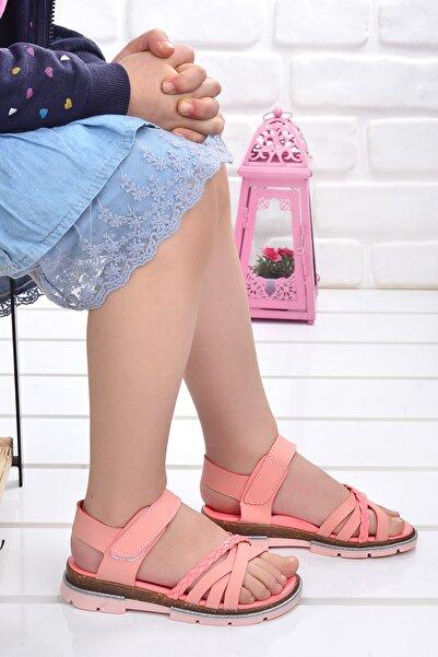 Şirin Bebe Kiko Şb 2469-78 Ortopedik Kız Çocuk Sandalet Terlik