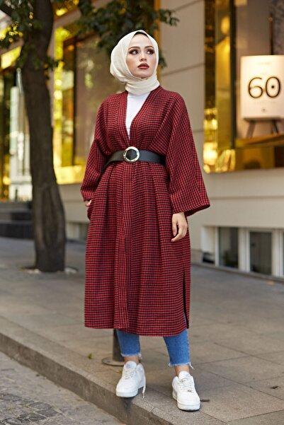 Elifnur Kemerli Kap Kimono 10025-2