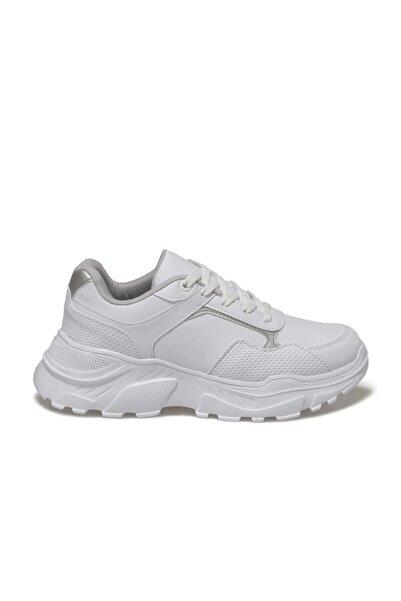 Torex Vıola Pu W Gümüş Kadın Sneaker Ayakkabı