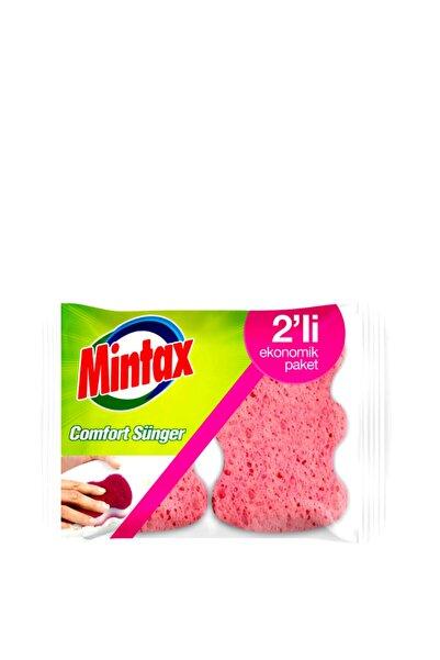 Mintax Comfort Sünger Oluklu 2'li