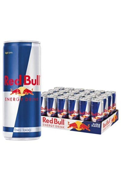 Red Bull Redbull Enerji Içeceği 250 ml X 24 Ad.