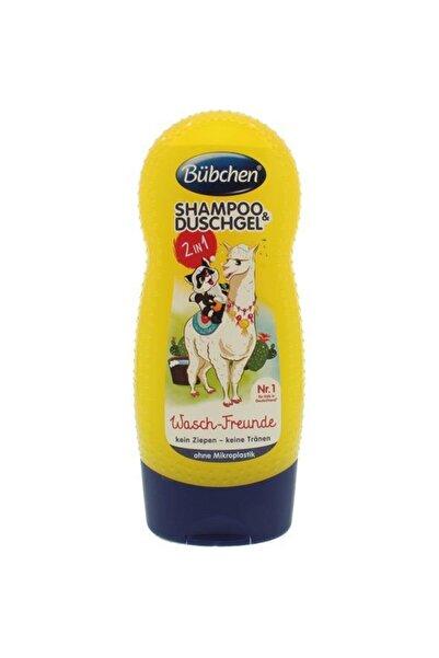 Bübchen Çocuk Şampuan&duş Jeli Wasch Freunde 230ml