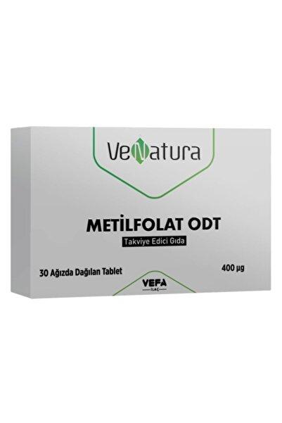 VeNatura Metilfolat Odt 400mcg 30 Tablet