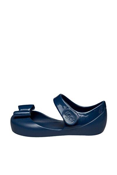 IGOR Kız Çocuk Lacivert Babet Ayakkabı Mia Lazo