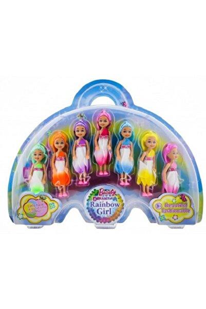 Armağan Oyuncak Beauty Dreamtopıa Gökkuşağı Peri Bebekler 7 Adet