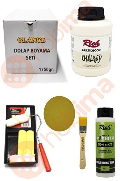 Rich Glance Multi Decor Chalked 1750 gr (Alaçatı ) Genel Amaçlı Boyama Seti