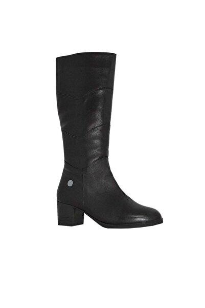 Mammamia Kadın Deri Çizme D18kc-2055