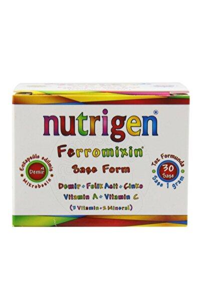 Nutrigen Ferromixin 30 Adet Saşe Form