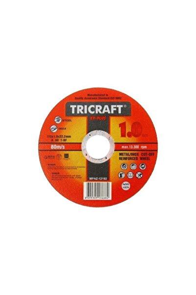 Hasbros Trıcraft 115x1x22.23 Mm Inox Kesici (meşem-3301) 25 Adet