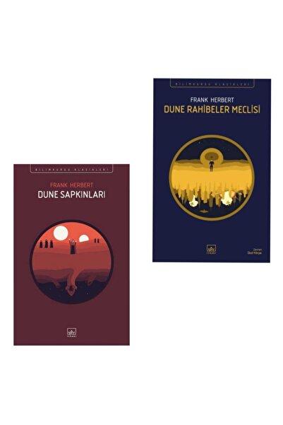 İthaki Yayınları Dune Sapkınları Dune Rahibeler Meclisi Dune Set
