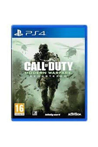 ACTIVISION Call Of Duty Modern Warfare Remastered Sıfır Ps4 Oyun