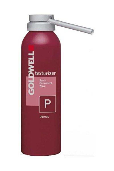 GOLDWELL Texturizer P Boyalı Saçlar Için Geçici Perma Losyonu 200 ml