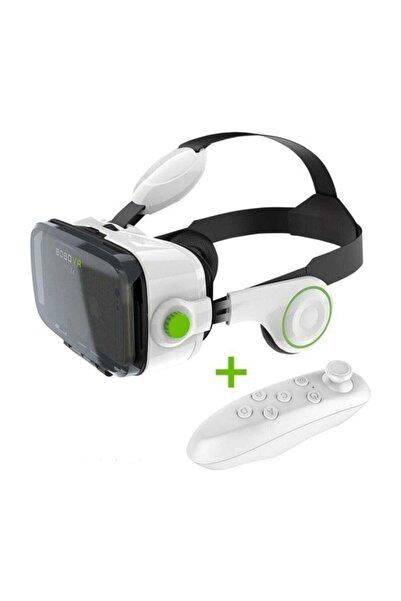 Fonemax Bobo VR Z4 3D Kulaklıklı Kumandalı Sanal Gerçeklik Gözlüğü