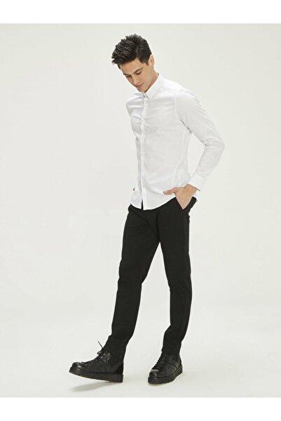 Xint Xınt Slim Fit Pamuklu Basic Gömlek