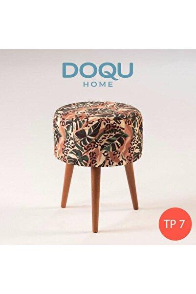 Doqu Home Trio Dekoratif Puf Tp7