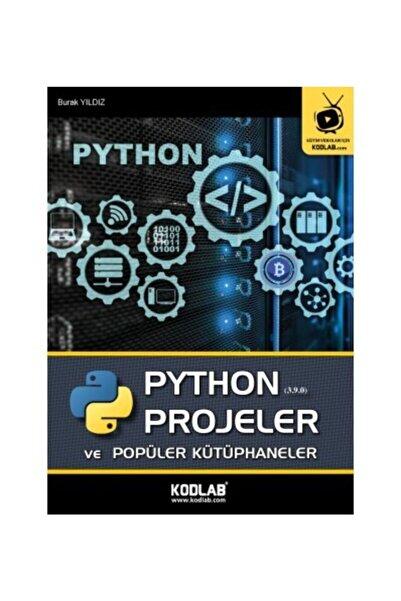 Kodlab Yayın Dağıtım Python Projeler Ve Popüler Kütüphaneler Eğitim Kitabı