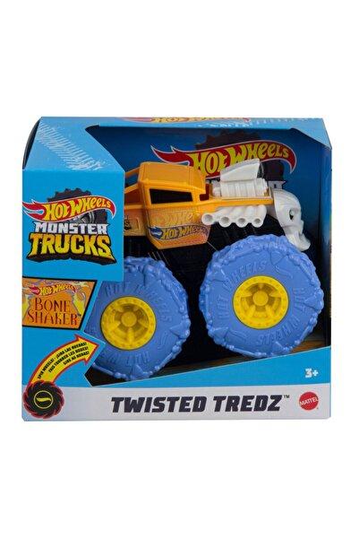 MONSTER Trucks 1:43 Çek Bırak Arabalar Gvk37