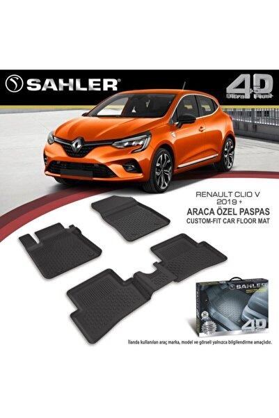 Sahler Renault Clio 5 Paspas 4.5d Havuzlu 2019 Sonrası