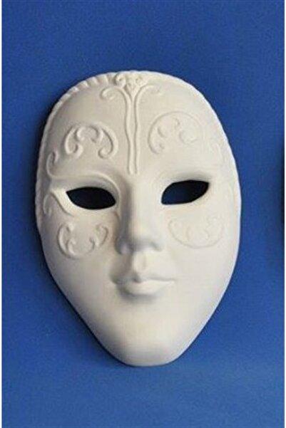 Güner Seramik Maske-2