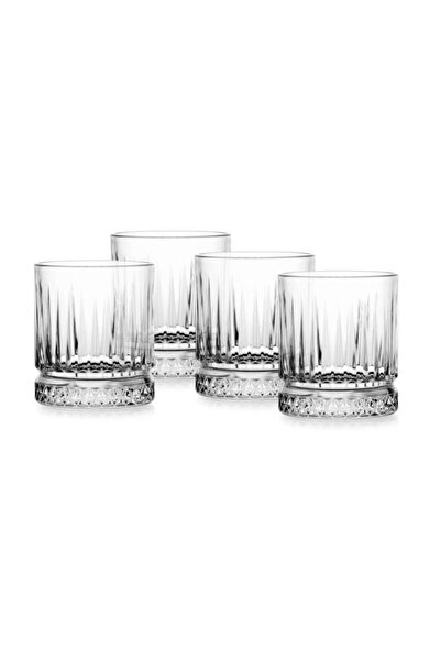 Paşabahçe Elysia 4'lü Viski Bardağı