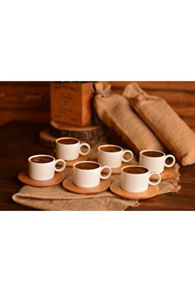 Bambum Cristo 6 Kişilik Kahve Takımı