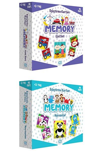 CA Games 2'li Eşleştirme Kartları Memory Set (5039-5041)