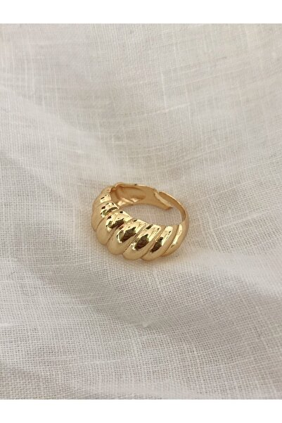 The Y Jewelry Kadın Burgu Yüzük