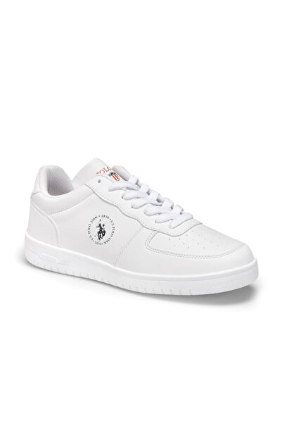 U.S. Polo Assn. Kadın Beyaz Yürüyüş Ayakkabısı 1fx 100910047