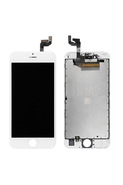EgeTech Apple Iphone 6s Plus Lcd Ekran Ve Dokunmatik - Beyaz