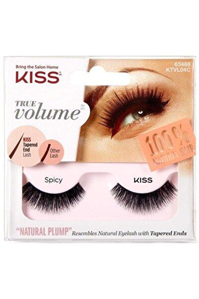 Kiss True Volume Komple Takma Kirpik Spicy