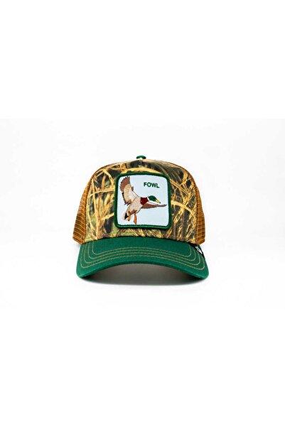 Goorin Bros Unisex Yeşil Duck Kamuflaj Standart Şapka 101-0469