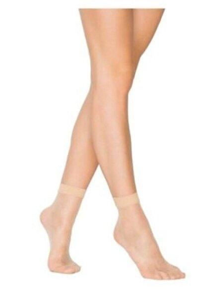 Penti Kadın Sahra Süper Soket Çorap 6'lı