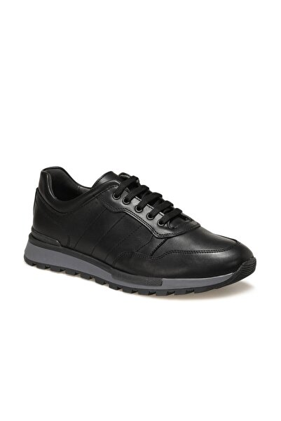 OXIDE 2501-x Siyah Erkek Kalın Taban Sneaker Spor Ayakkabı