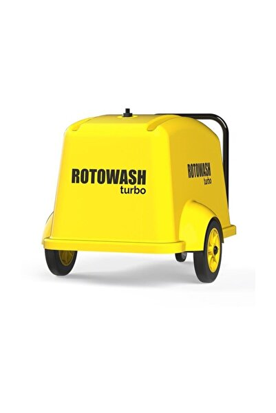 Rotowash St 2000 Turbo - Soğuk 200 Bar Yıkama Makinası 10320