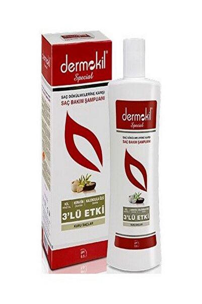 Dermokil Şampuanı Special Kil Keratin Bakım 500ml (Kuru Saçlar)