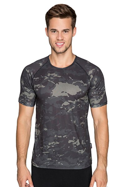 THERMOFORM Erkek Termal T-shirt Haki (Hzt1805-haki)