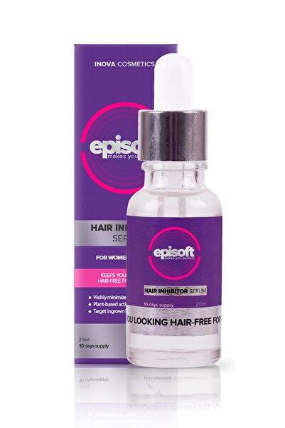 İnova Cosmetics Episoft 5 + 1 Adet Tüy Azaltıcı Serum 20 ml