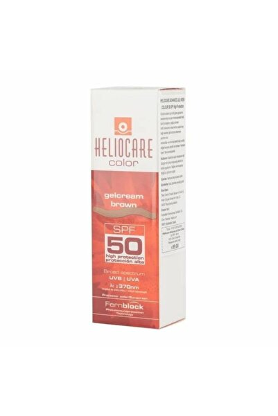 Heliocare Color Gel Cream Brown Spf 50 50 ml