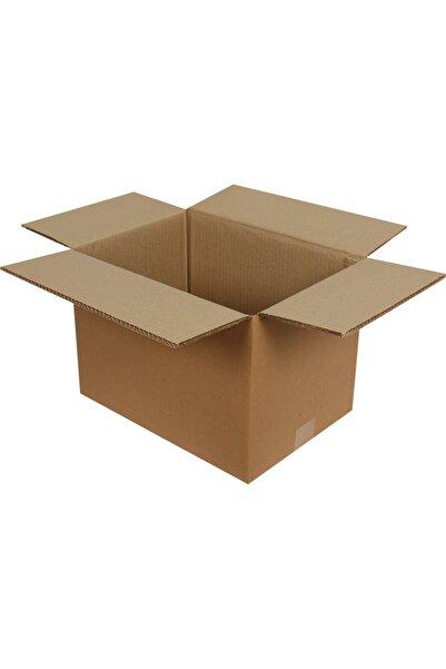 MERCAN OLUKLU MUKAVVA AMBALAJ Çift Oluklu A-box Taşıma Kolisi 80x50x50 Cm (1 ADET)