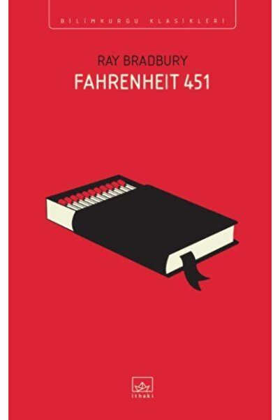 İthaki Yayınları Fahrenheit 451 Ray Bradbury